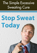 Stop Sweating Today Ebook