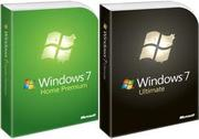 MICROSOFT WINDOWS 7 HOME PREMIUM & Ultimate