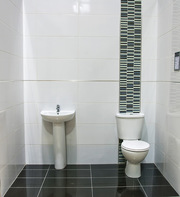Bathroom Tiles and Solid Wood Flooring in Cork