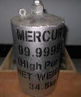 Silver Liquid Mercury