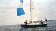 Classic Sailing Cruiser