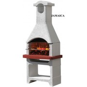 Add a Classy Touch in Your Garden Area with Jamaica Pre-Cast BBQ