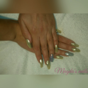 Shellac/gelish/gel nails