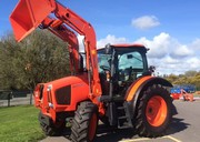 Shop for the Authentic and Qualitative KUBOTA MGX110 EX-DEMONSTRATOR f