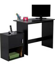 Stylish Black Office/Study Set