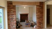 Deco Stones provides stone wall fireplaces services in cork