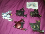 Tattoo machines for sale .
