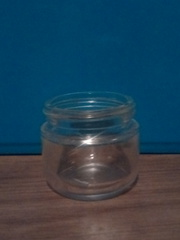 50ml clear glass jars,  no lids,  for sale cork city
