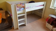 Kids Mid Sleeper inc. matress - Steens - Excellent condition