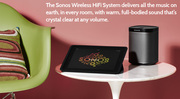 Sonos Wireless Audio Solutions For Your Home - Future Homes
