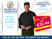 Buy Chef Uniform At Brennans Caterworld