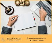 Law Firm in Cork,  Ireland | Breen Walsh Solicitors