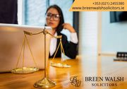 Get Legal Advice for Cases of Accident Claims in Cork!