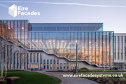 Eire Facade Curtain Wall Contractor UK Brings You Sustainable Building