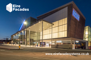 Facade Specialist And Curtain Wall Contractor UK - Design,  Engineering